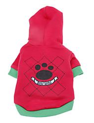 Bow Wow Stil Baumwolle Pullover für Hunde (XS-L)
