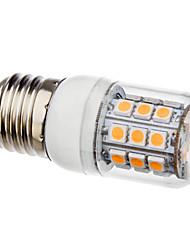 4W E26/E27 LED Mais-Birnen T 30 SMD 5050 360 lm Warmes Weiß AC 110-130 / AC 220-240 V