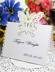 Place Cards and Holders Butterfly Cut-out Place Card (Set of 12)