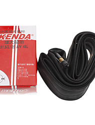 KENDA 26*1.9/2.125 AV 48L Rubber Material Bicycle Inner Tire