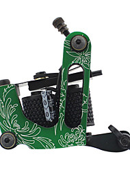 Coil Tattoo Machine Professiona Tattoo Machines Aluminum Alloy Liner and Shader Wire-cutting