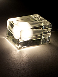 Creative Modern Table Light Artistic House Block Of Ice Lamp