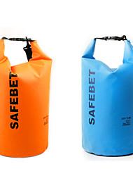 5 L Wasserdichte Dry Bag Gelb / Grün / Schwarz / Orange / Fuchsia