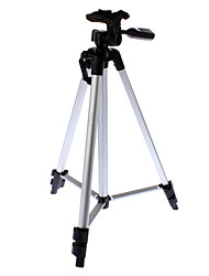 KT-330A Tripod for Camera and Camcorder (Silver)