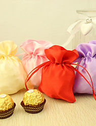 24 Piece/Set Favor Holder-Creative Satin Favor Bags Non-personalised