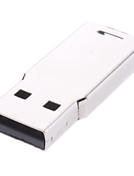 8gb material metal Mini USB flash drive