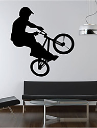Kids Bike Wall Sticker