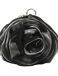 Unique Silk and Tulle Wedding/Special Occasion Evening Handbag/Clutches(More Colors)