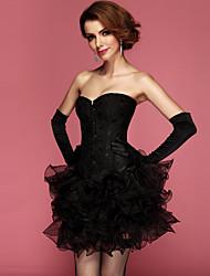 cetim de poliéster victorian tapeçaria jacquard Overbust corset sexy lingerie shaper