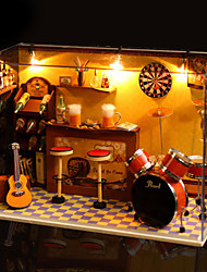 Cena Bar DIY com função de música