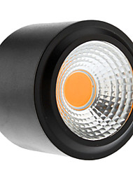 3W 1 COB 210 LM Warm White LED Ceiling Lights AC 100-240 V