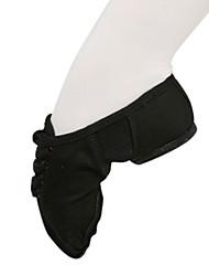 Alta Canvas superior sapatos de dança de Ballet Slipper Qualidade