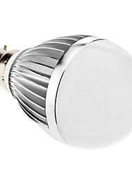 9W B22 Lâmpada Redonda LED A60(A19) 18 SMD 5730 810 lm Branco Quente AC 85-265 V