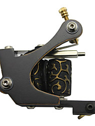 Tattoo MINI Brass Machine Gun