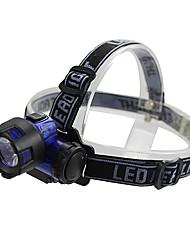 Mountaineering 1-mode LED Headlamp(3 X AAA)
