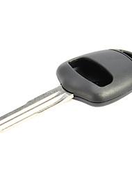 2-Button Remote Key Shell (Left Slot) for Mitsubishi