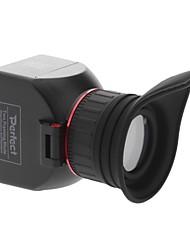 3x GGS Perfect LCD inklapbare zoeker voor Nikon Canon Panasonic Pentax 3,0 X Nieuw