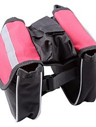 Cycling Frame Pannier Front Tube Bag Black