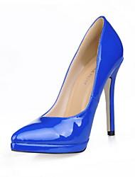 sapatos femininos apontou toe stiletto heel bombas de sapatos mais cores disponíveis