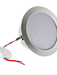 Dimmable 12W 1080LM 3000-3500K Warm White Light Silver Shell LED Ceiling Bulb (220V)