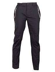 Calças pretas de Cross-country windproof dos homens TOREAD