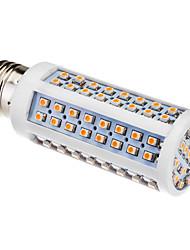 E26/E27 W 112 SMD 3528 500 LM Warm White Corn Bulbs AC 220-240 V