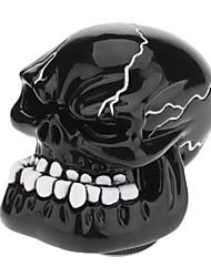Cool Skull Style Resin Car Gear Shift Knob