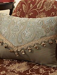 ásia estilo jacquard de algodão fronha decorativo