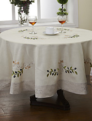 Polyester Round Table Cloths