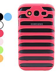 Enkay Ladder Pattern Hard Case für Samsung Galaxy I9082 Große Duos