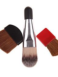 3PCS profesional equipo del cepillo de Comestic