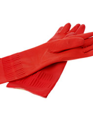 30cm Warm Keeping Cleaning Gloves (1-Pair, Random Color)