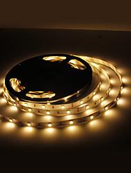 10M 60W 300x5050 SMD Warm White Light LED Strip Lamp (12V)