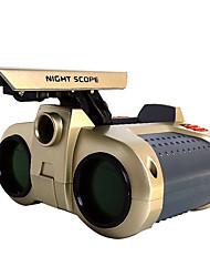 4 * 30 Binocular para crianças com Spotlight