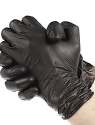 100pcs Gants en latex jetables