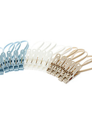 Hangers Plastic with 15 , Feature isFor Cloth