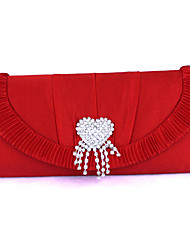 Colormoon Classic Diamond Clutch Bag