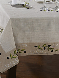 Classic linen Olive Branch Table Cloths