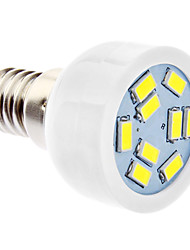 3W E14 Spot LED 9 SMD 5630 270 lm Blanc Naturel AC 100-240 V