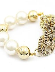 Bracelet Alliage Perle imitée Femme