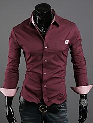 Patch intelligent shirt pour hommes