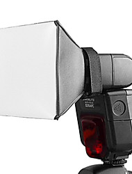 Universal Flash Pixco Flash Diffuser For Canon 580EX 430EX II Nikon SB-900 SB-800 SB-600