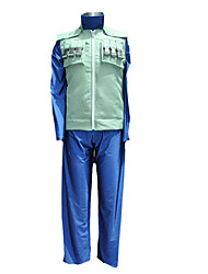 Konoha Jonin cosplay costume uniforme