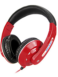 Stereo Music 3.5mm On-Ear Headphone DM-3000 (Black,Red,White,Blue)