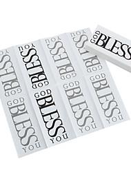 Dios los bendiga Toallas de Invitados (juego de 5 paquetes)