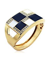 madou Prinzessin Check Diamant-Armband