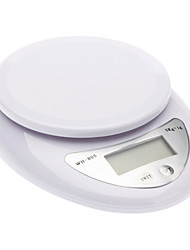 5kg 5000g/1g Digital Weight Scale for Kitchen Food Diet