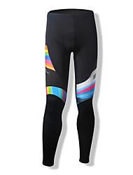 Spakct S13T18 Provenza Poliamida y los pantalones de ciclo Spandex