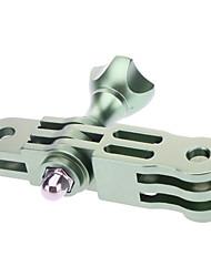 HR49-PK Aluminum Three-Way Pivot Arm Mount Adapter for GoPro HD Hero 2/3