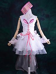 traje de cosplay inspirado por macross no llegues tarde sheryl nome blanco ver.